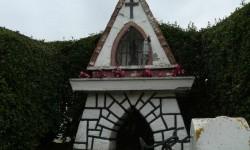 Petite chapelle à Notre Dame.