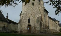 Eglise d'Ecoivre.
