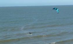 Un sky-surfer