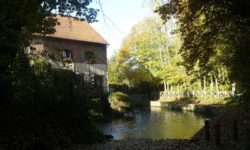 Le moulin de caucourt