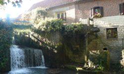 Au moulin de Caucourt