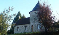 Le manoir de Caucourt.